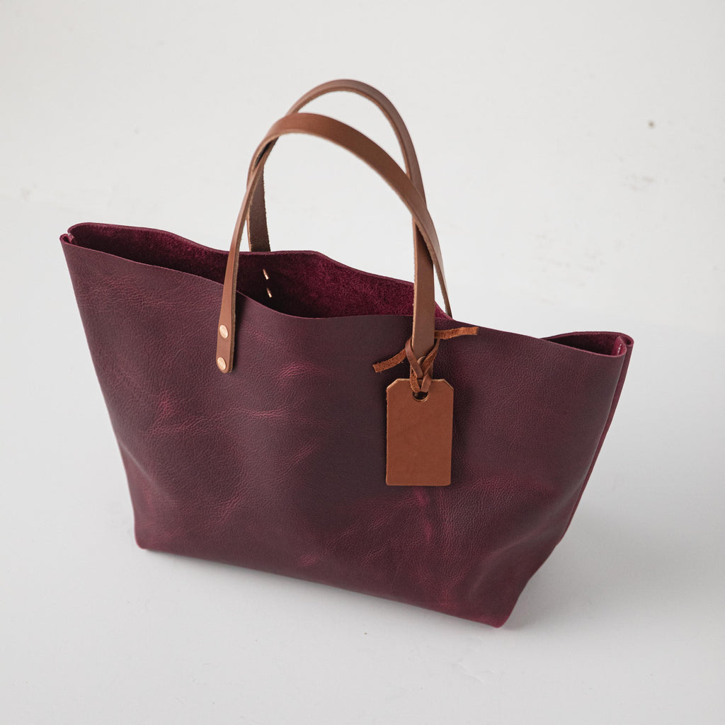Scratch-and-Dent Sienna Tote