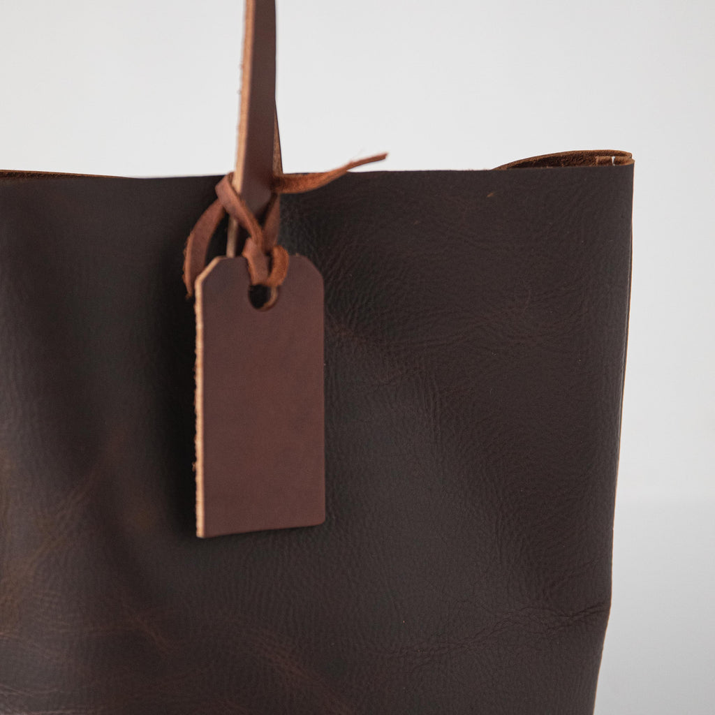 Scratch-and-Dent Brown Kodiak Tote