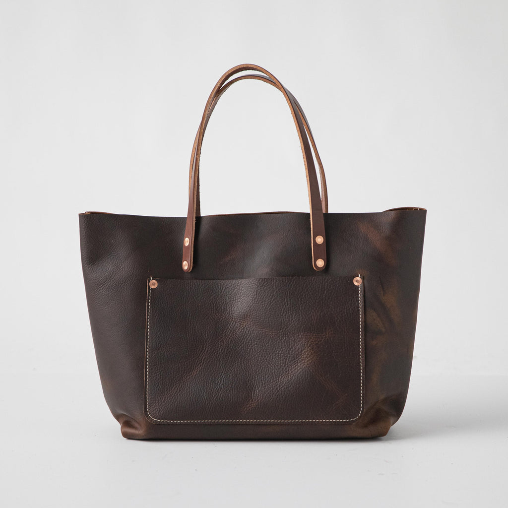 Scratch-and-Dent Black Kodiak Tote