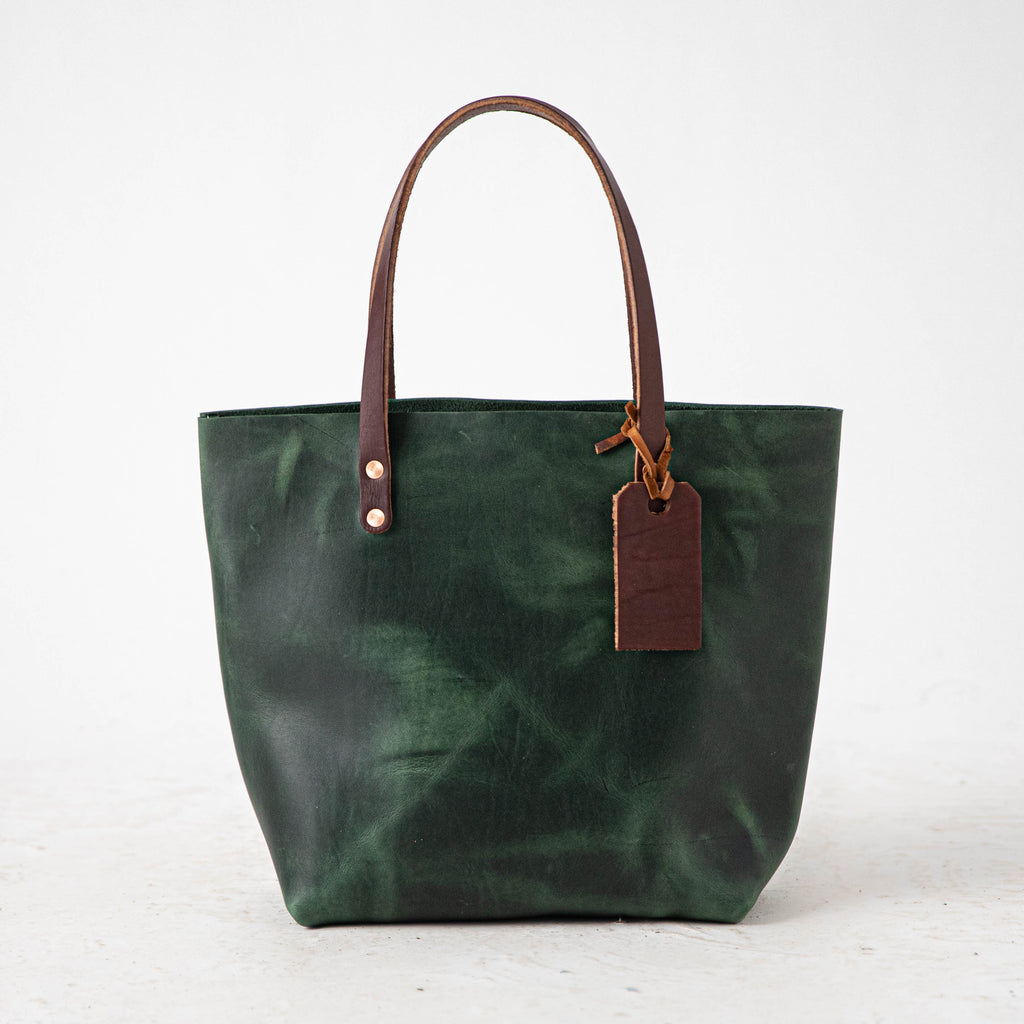 Spruce Green Tote