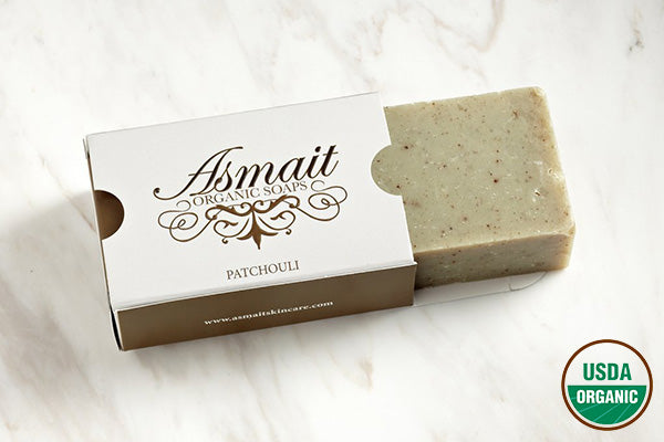 Organic Patchouli Soap