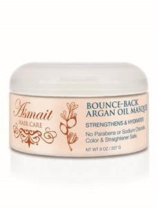 Bounce-Back Argan Oil Masque