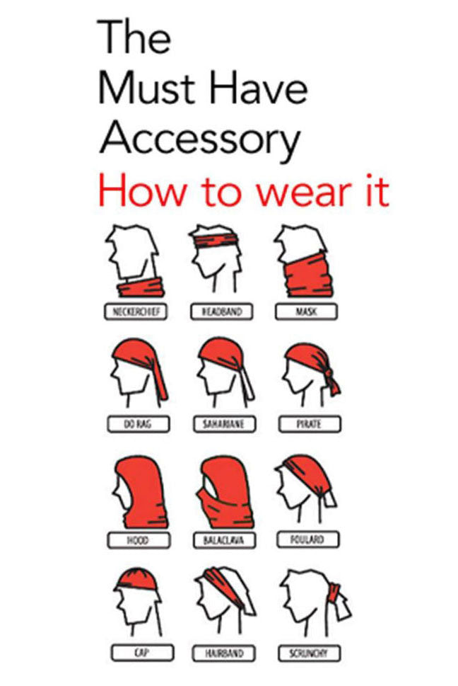 How to wear it