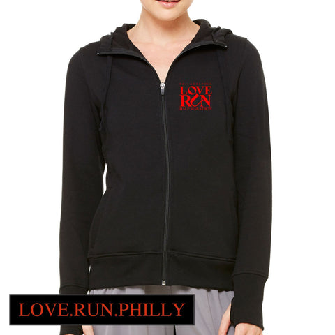 Love Run Philadelphia Half Marathon,Women's,Outerwear
