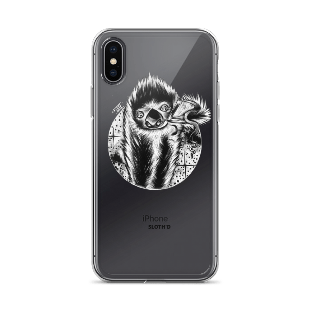 buy online 04506 930f3 Sloth'd iPhone X Case