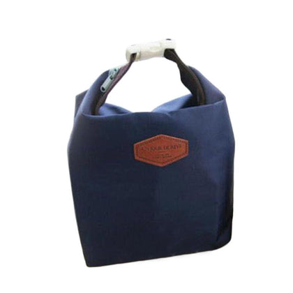 Lunch Bag Waterproof Insulated Food Storage Bag