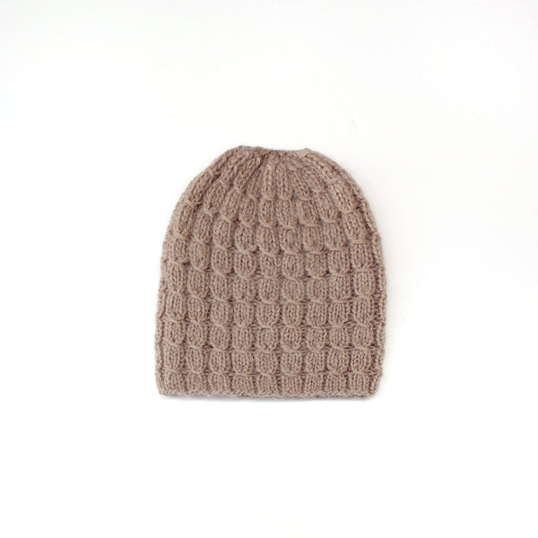 SwellKnits: Dream Cables Beanie - Cable Knit Winter Hat