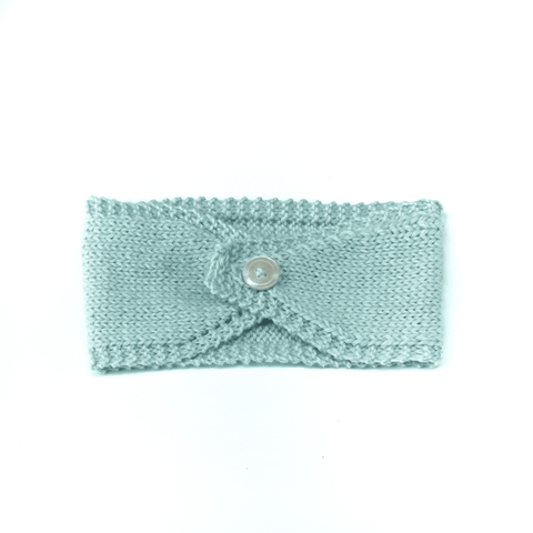 SwellKnits: Simplicity Knit Ear Warmer Headband