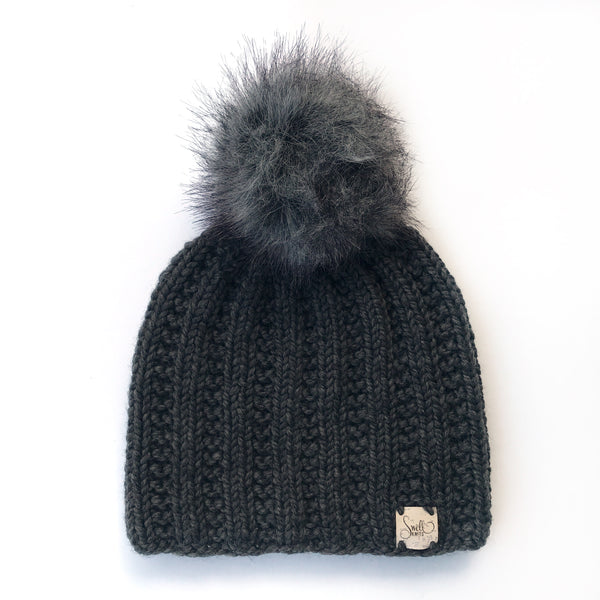 SwellKnits: Ribbed Winter Hat