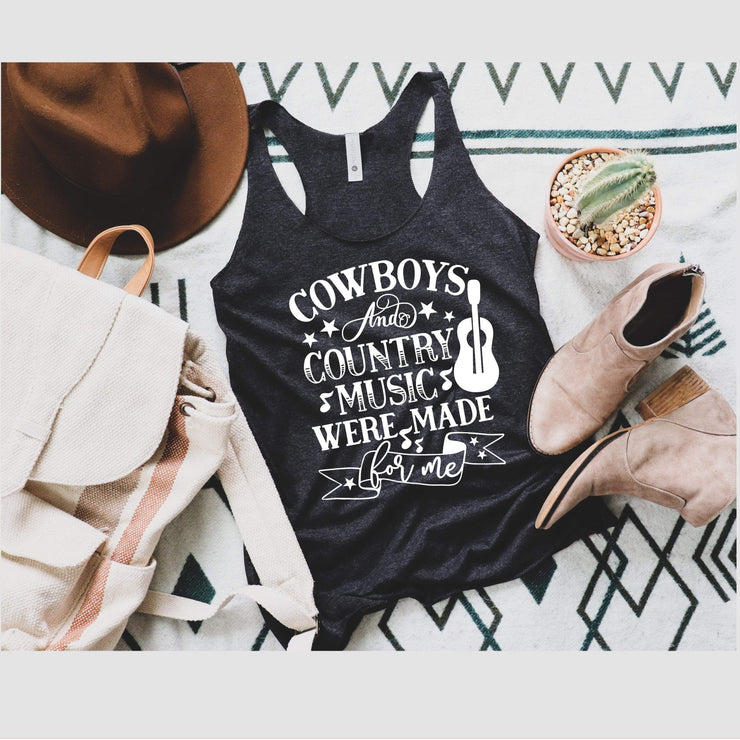 Cowboys and Country Music