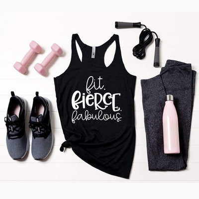Get Fierce Fabulous Tank