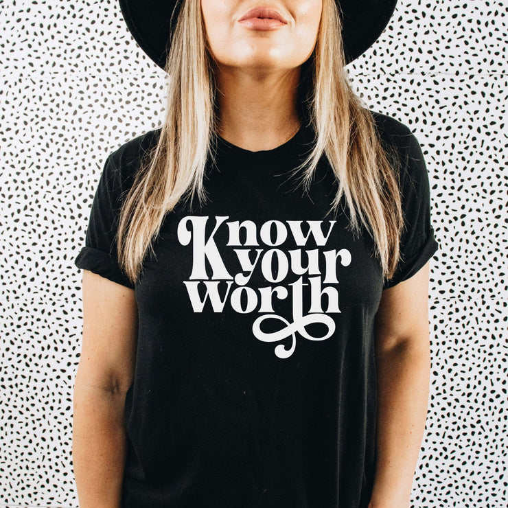 Know your worth - 721 Done