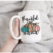 Thankful Mama Coffee Mug