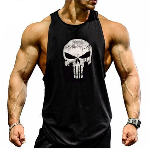 The Punisher Skull T-Shirt Kurzarm