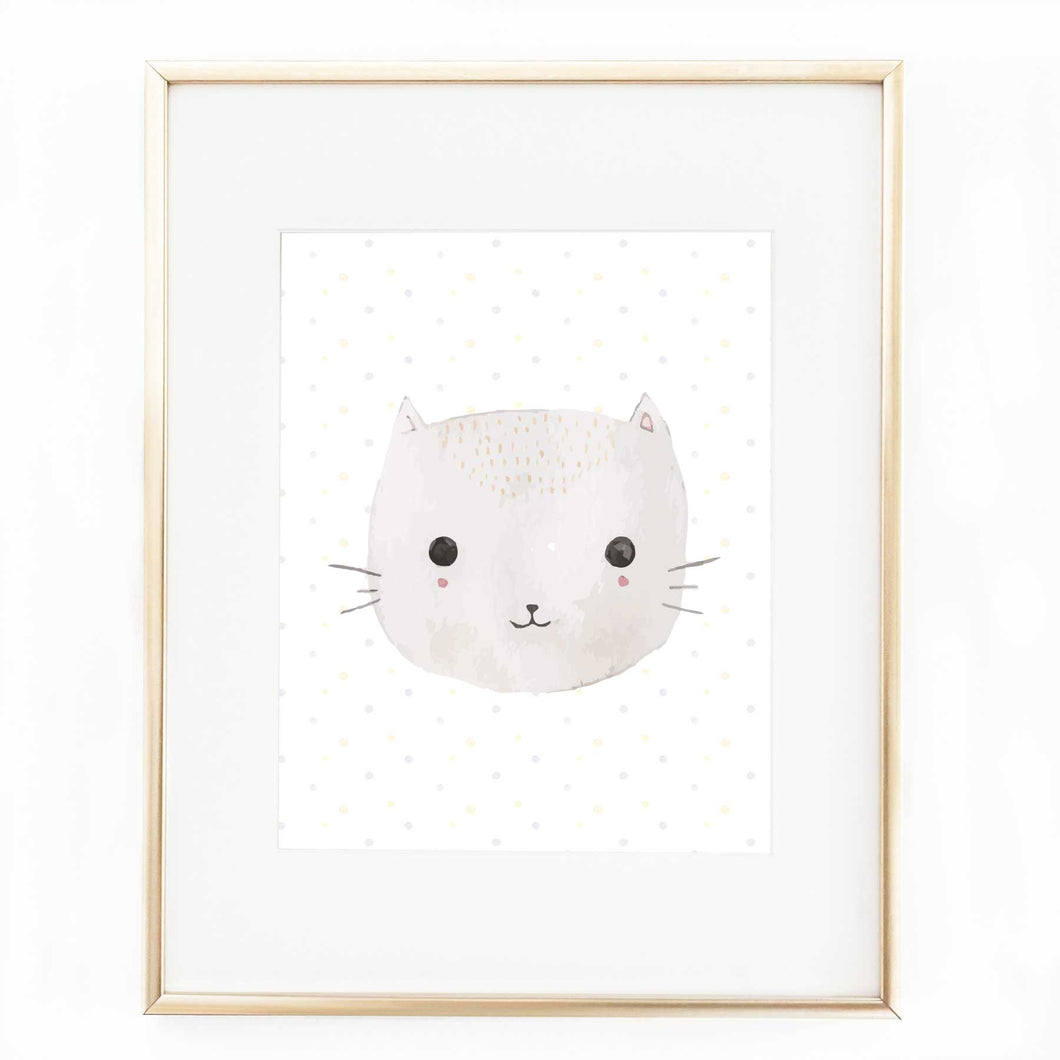 Katie Kitty Cat Printable Download