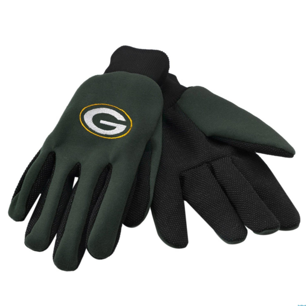 NFL Green Bay Packer Utility Gloves