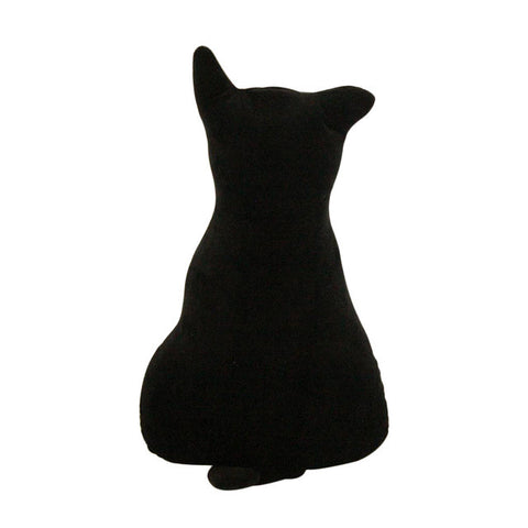 Shadow Cat Cushion Small
