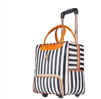 21-Inch Wheeled Carry-On Luggage