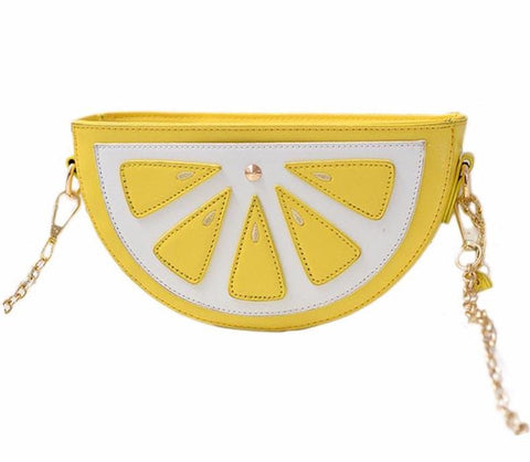 Fruit Shape Cross-body Messenger