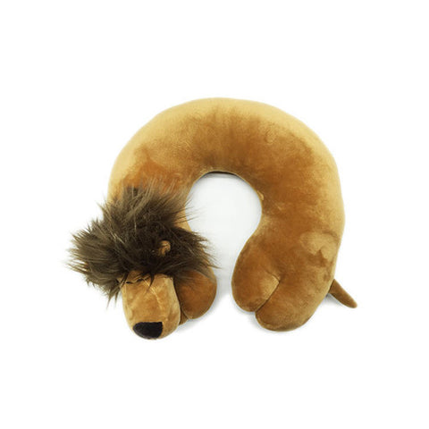 Lion King Neck Rest Travel Pillow