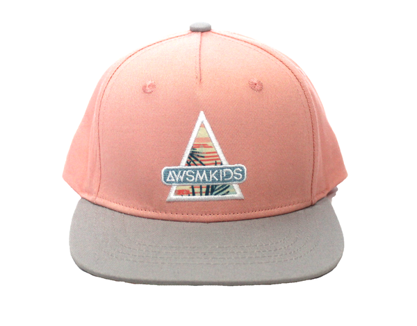 CASQUETTES PEACH WAVES