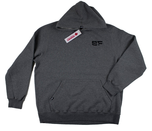 SF Pullover - Charcoal Mix - Male
