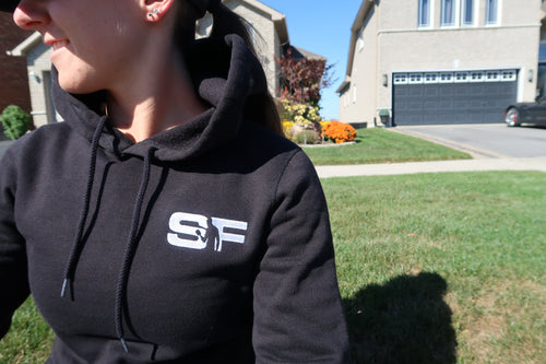 SF Pullover - Black - Female