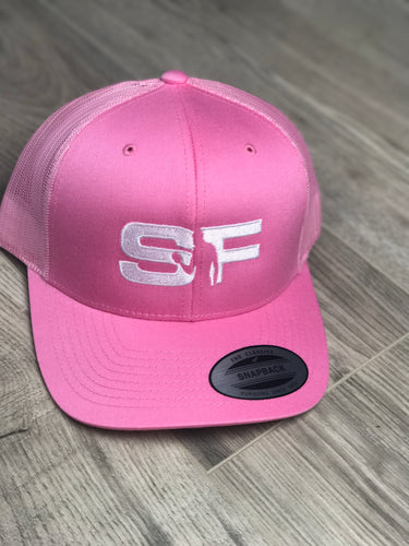 SF Pink Curve
