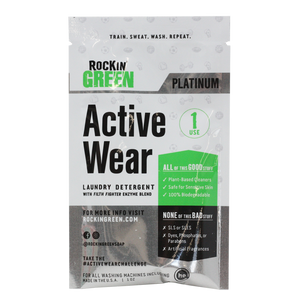 Platinum Series Active Wear Detergent - Sample
