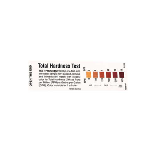 Water Test Strips