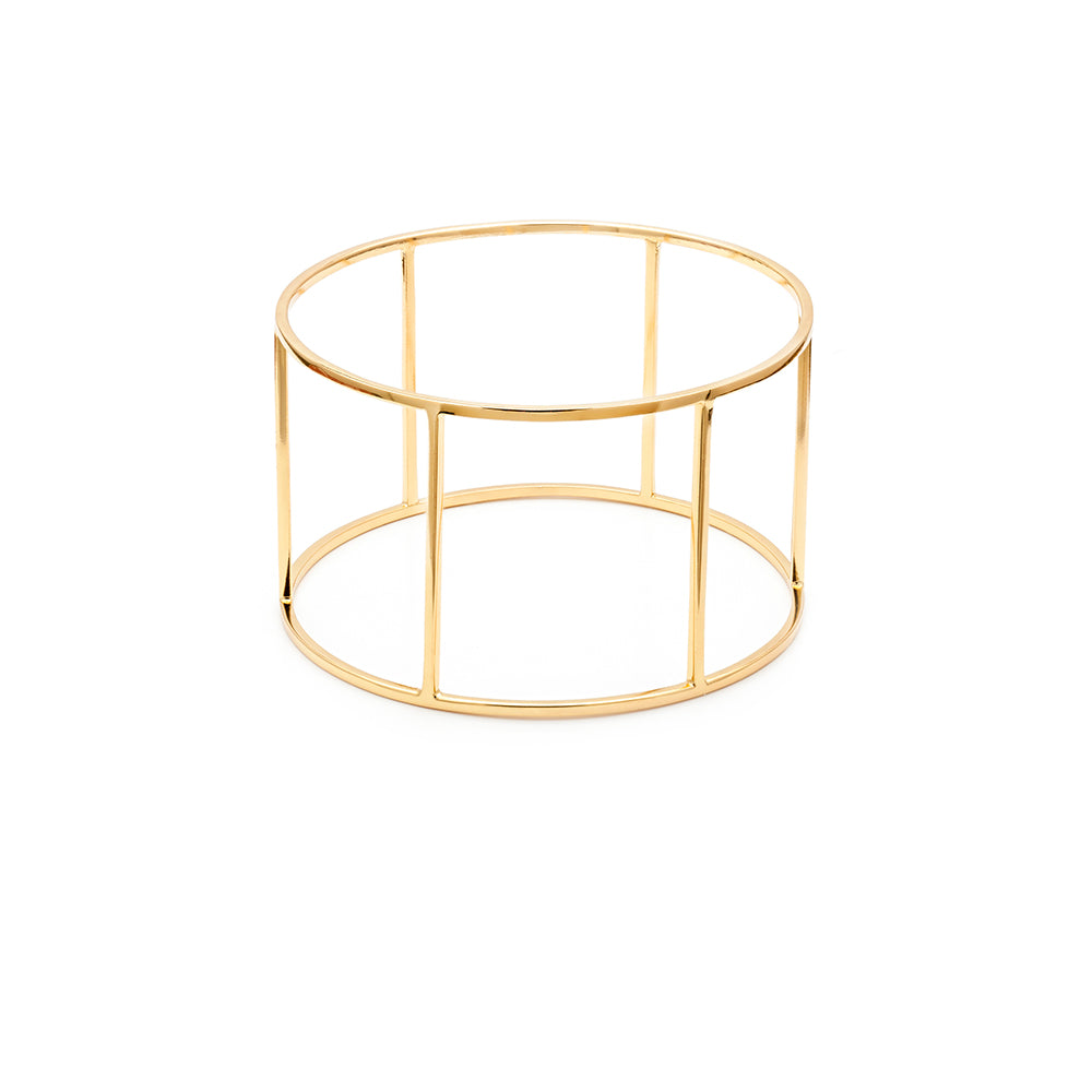 Column Bangle - Gold