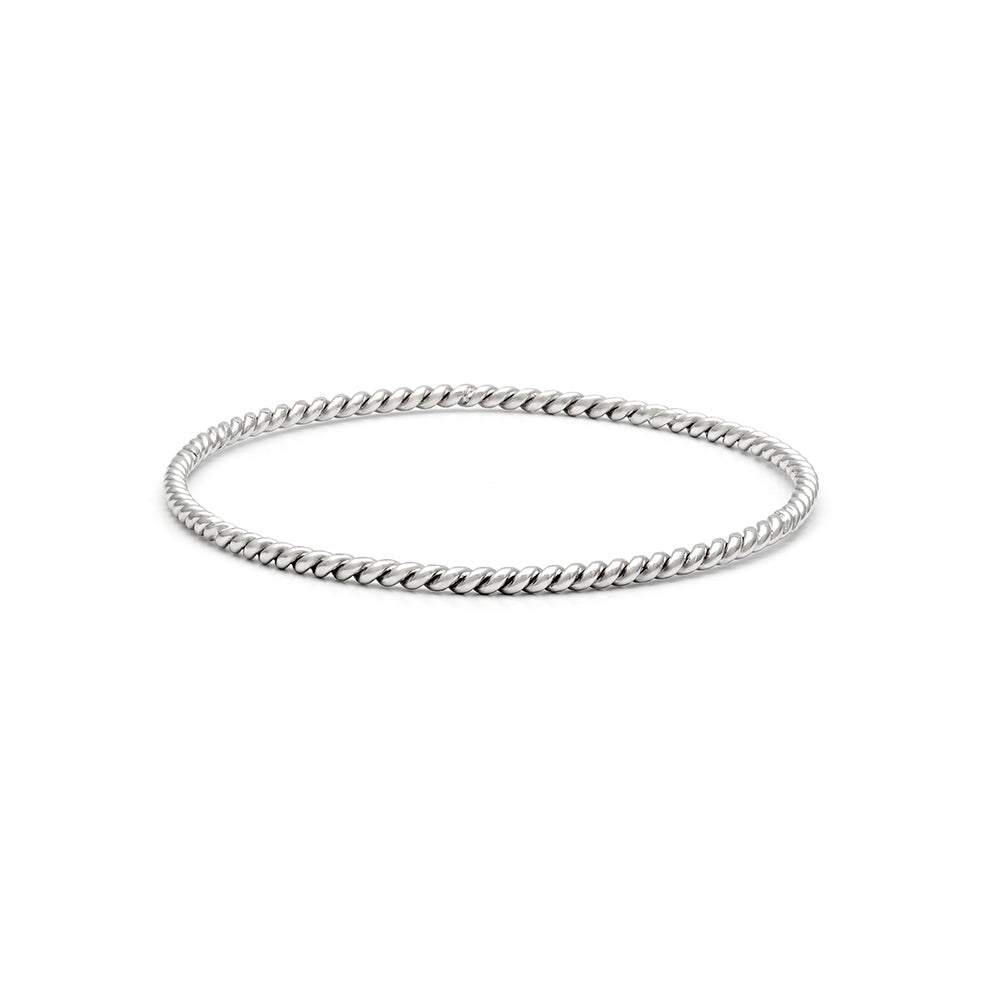 Twist Bangle - Small Twist