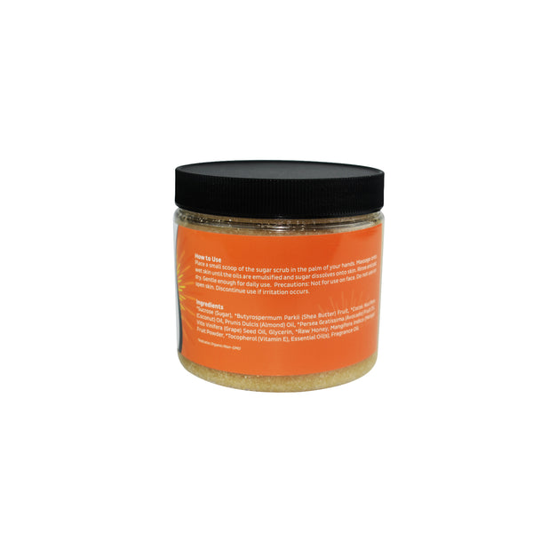 Honey Almond Hydrating Body Scrub