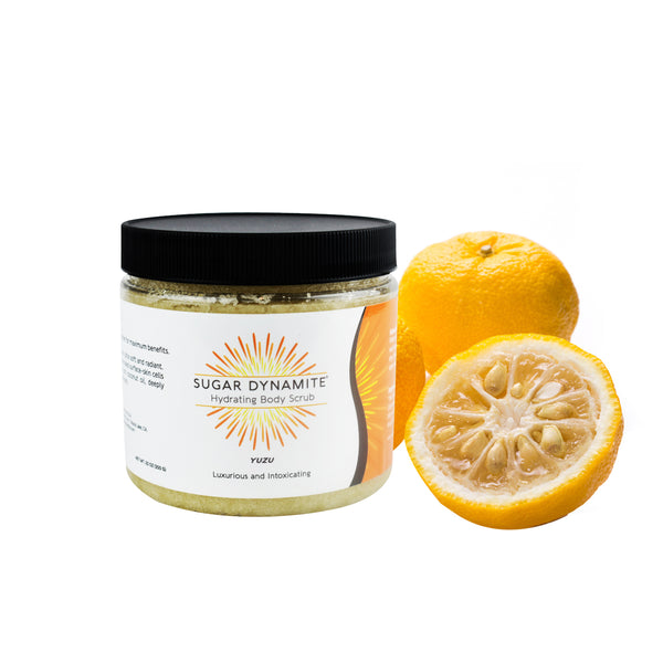 Yuzu Exfoliating and Hydrating Body Scrub