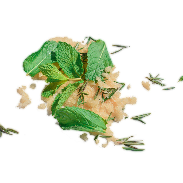 Rosemary Mint Exfoliating and Hydrating Body Scrub
