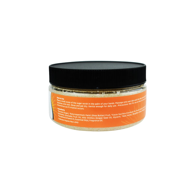 Jasmine Noir Hydrating Body Scrub