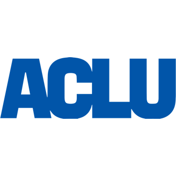 A portion of profits are donated to the ACLU