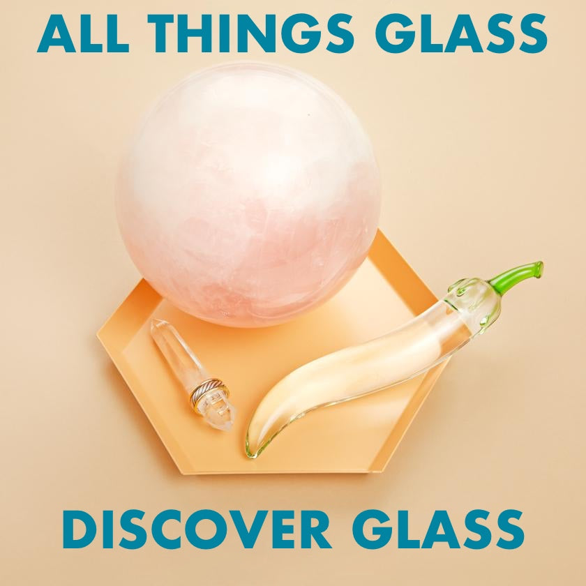 All Things Glass - Discover Glass Toys - Rolik®