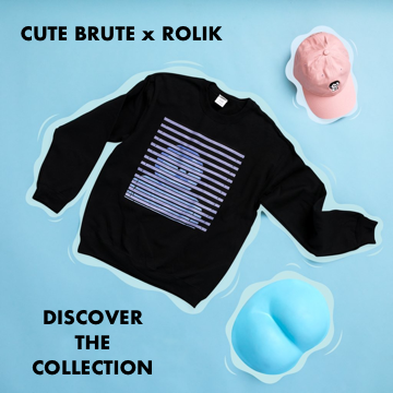Cute Brute x Rolik - Discover the Collection