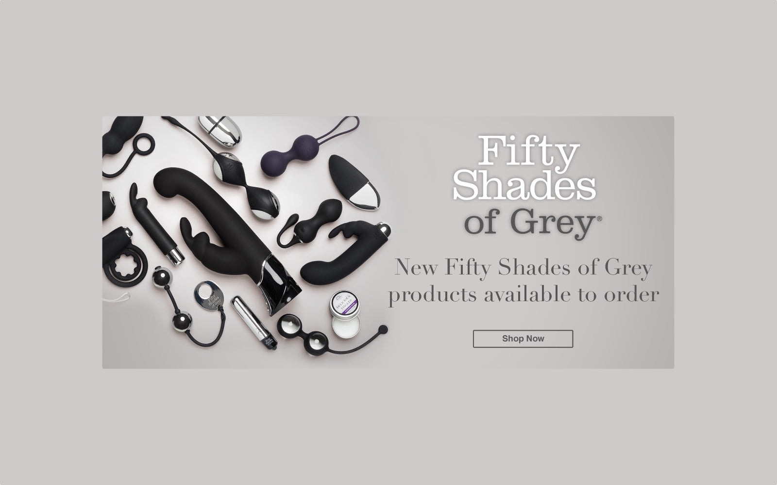 Fifty Shades of Grey® Collection - Rolik®