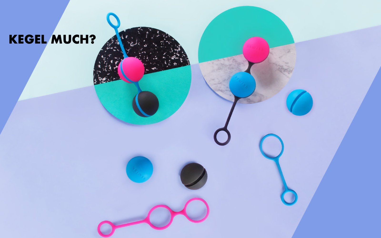 Kegel Much? Discover Kegel Exercisers - Rolik®