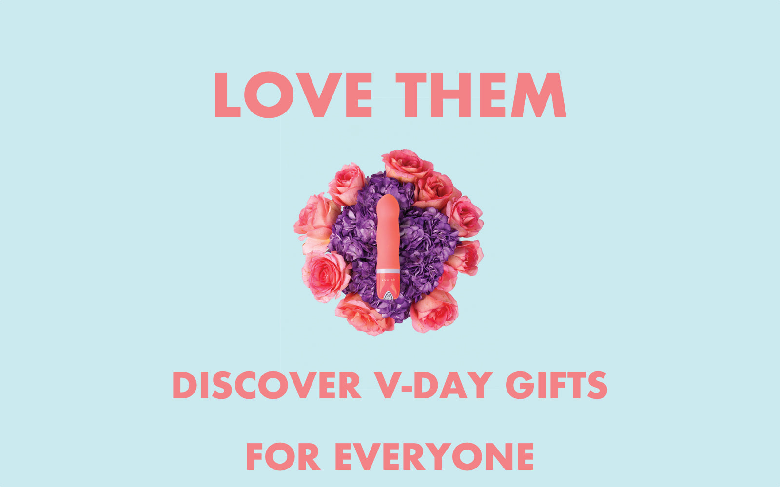 Love Them: Discover V-Day Gifts For Everyone - Rolik®