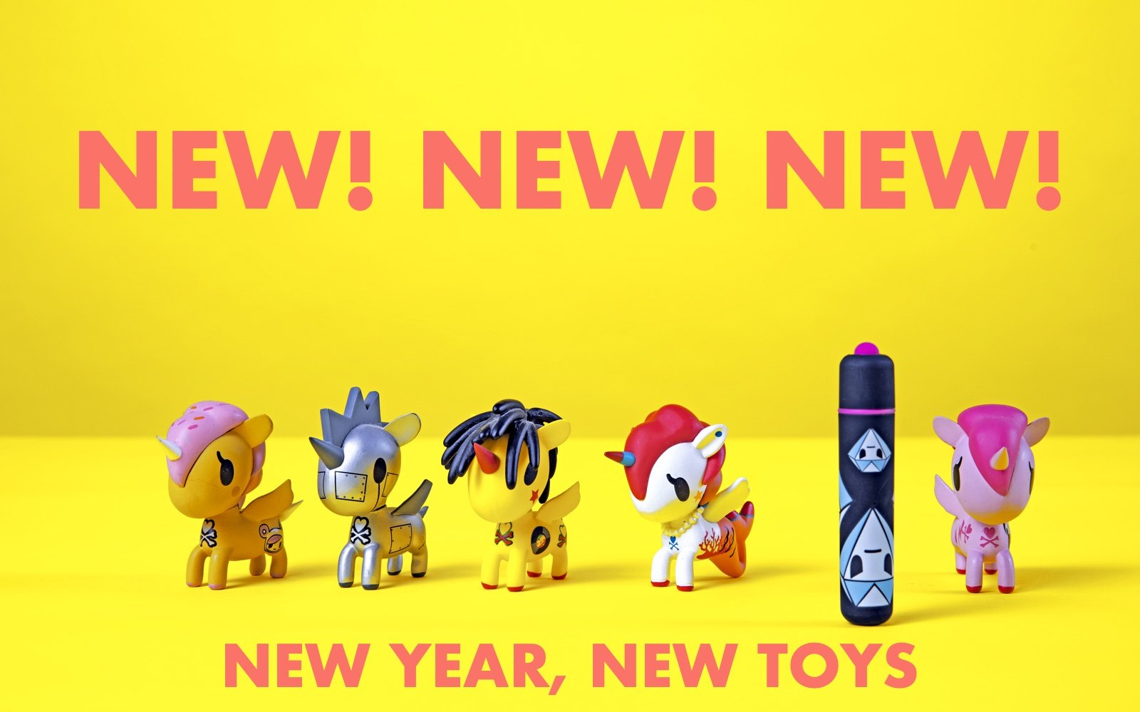 New Year, New Toys - Discover New Toys - Rolik®