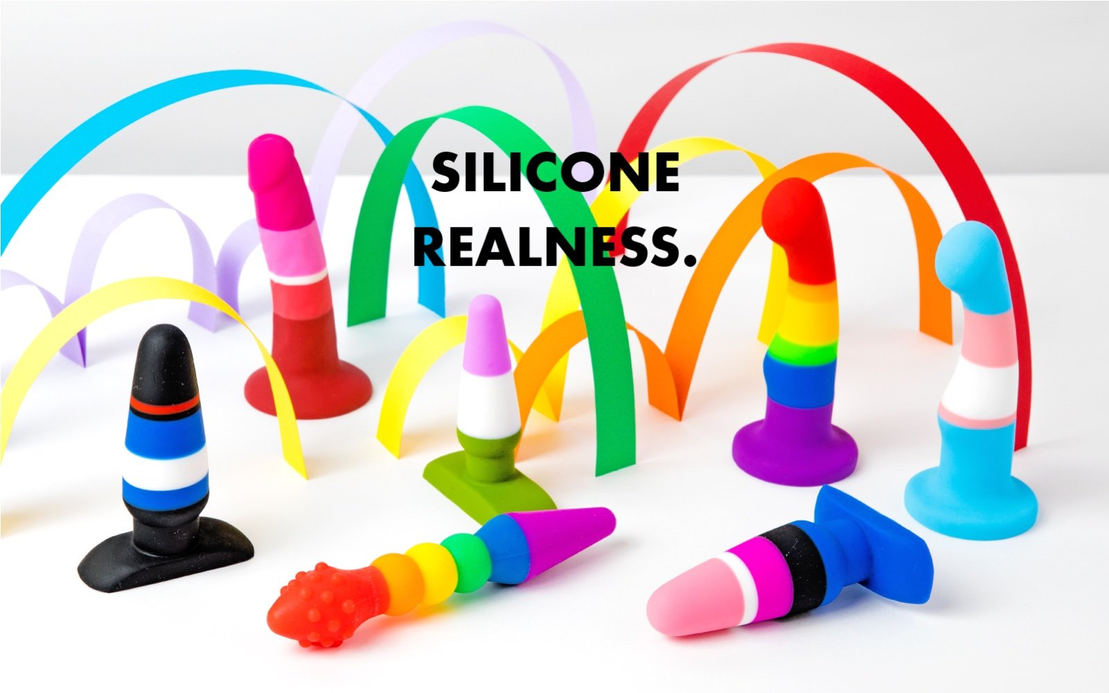 Silicone Realness - Discover Silicone Toys - Rolik®