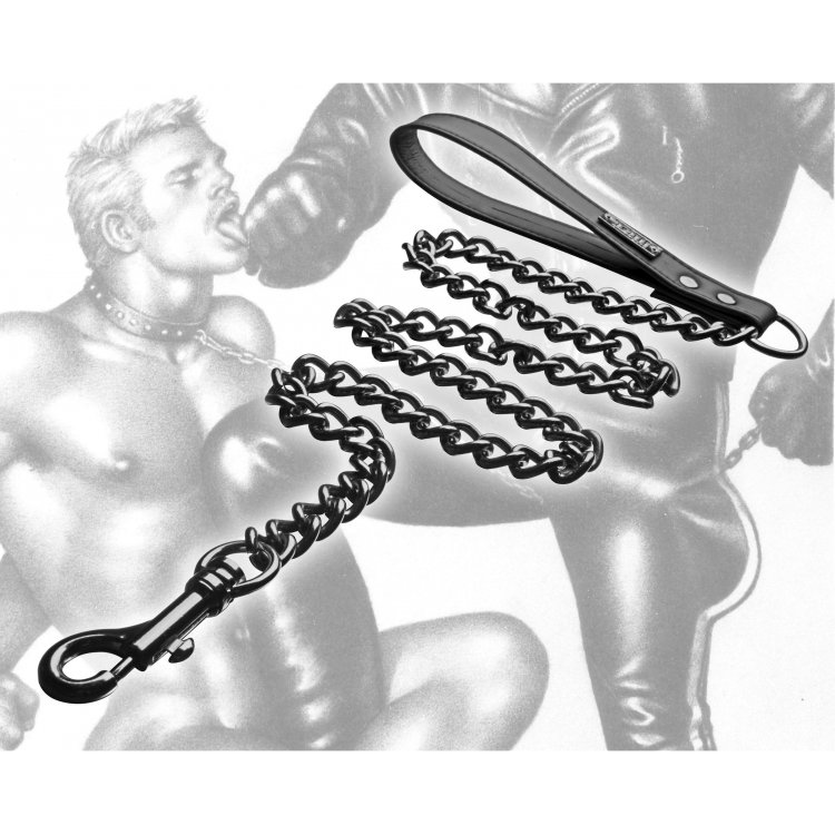 Tom of Finland Leash by XR Brands - rolik
