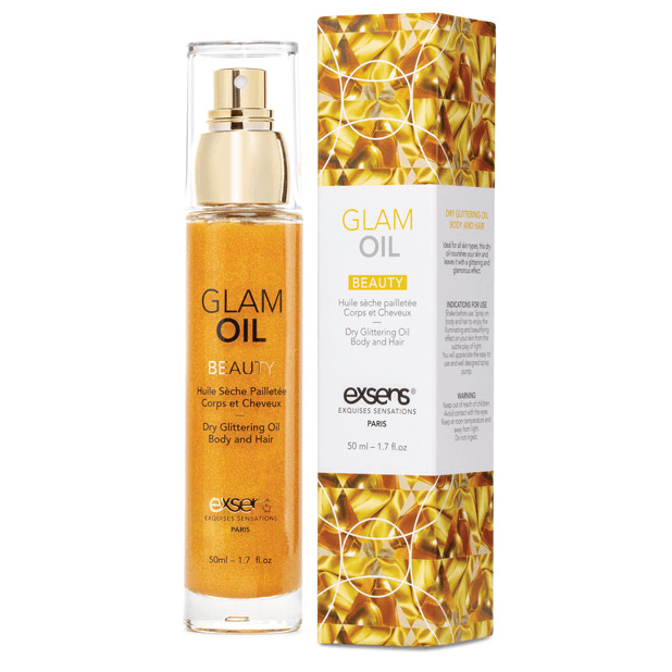 Glam Oil by Exsens - rolik
