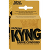 Kyng Gold Large Lubricated Condoms by Lifestyles Condoms - rolik