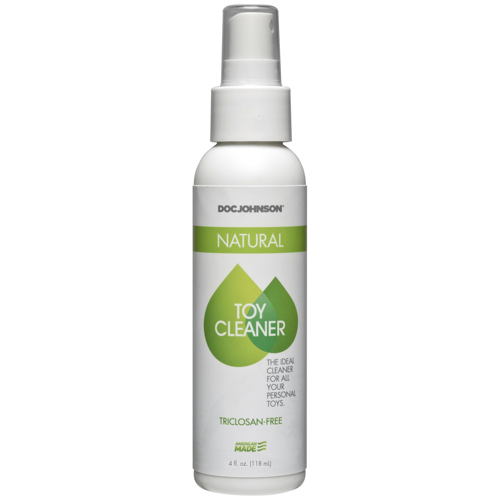 Natural Toy Cleaner Spray by Doc Johnson - rolik