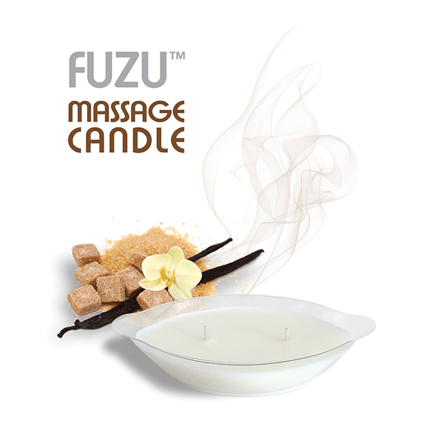 Fuzu Massage Candle by DeeVa Toys - rolik