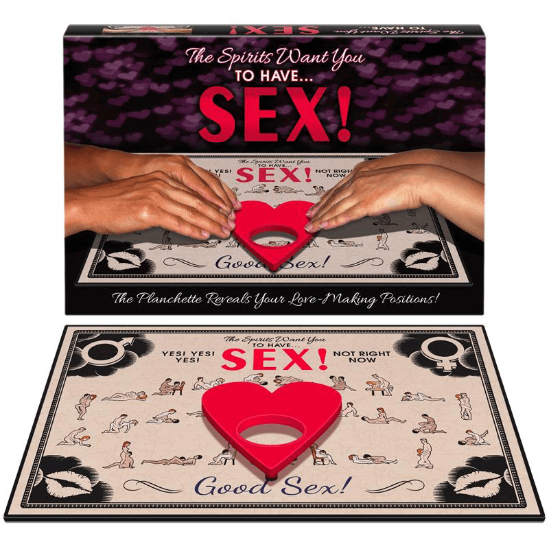 The Spirits Want You to Have Sex! by Kheper Games - rolik